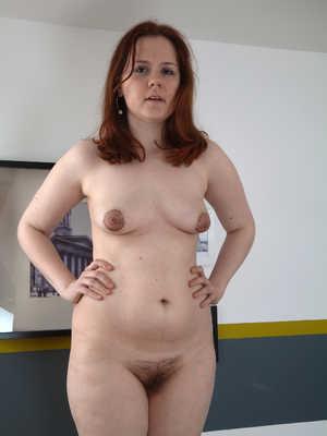 hairy cute nudists -